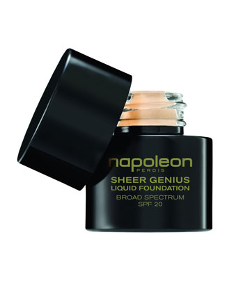 Sheer Genius Liquid Foundation Broad Spectrum SPF 20