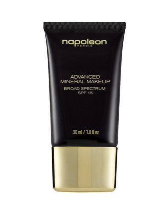 Advanced Mineral Makeup broad Spectrum SPF 15