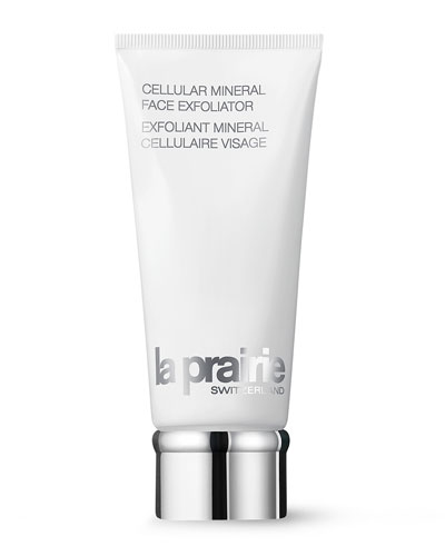 Cellular Mineral Face Exfoliator, 100mL
