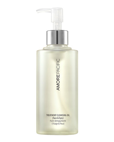 Treatment Cleansing Oil for Face & Eyes, 6.8 oz.