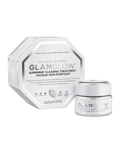 Glamglow SUPERMUD Clearing Treatment, 1.2 oz.