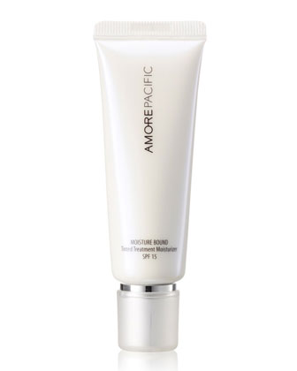 MOISTURE BOUND Tinted Treatment Moisturizer