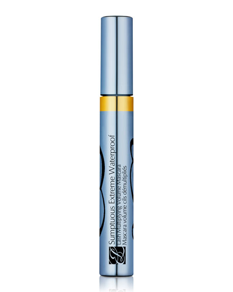 Sumptuous Extreme Waterproof Mascara, Extreme Black