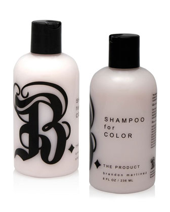 Shampoo For Color, 8 fl.oz.