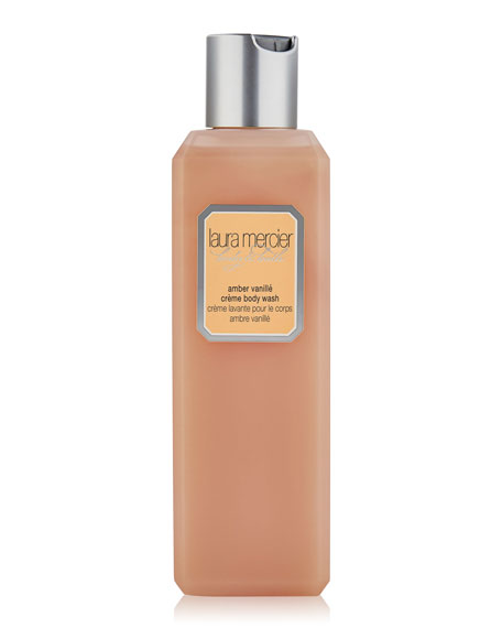 Laura Mercier Creme Body Wash, Ambre Vanille