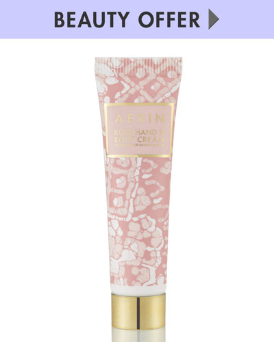 AERIN Beauty Yours with Any AERIN Beauty Purchase