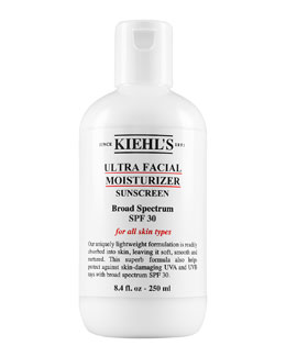 Kiehl's Since 1851 Ultra Facial Moisturizer SPF 30, 250mL