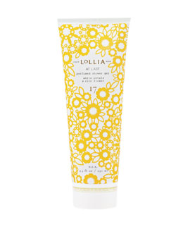 Lollia At Last Perfumed Shower Gel, 8.5 fl.oz.