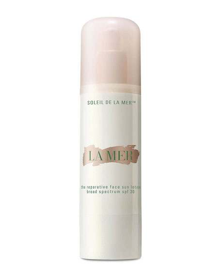 La Mer The Reparative Face Sun Lotion SPF
