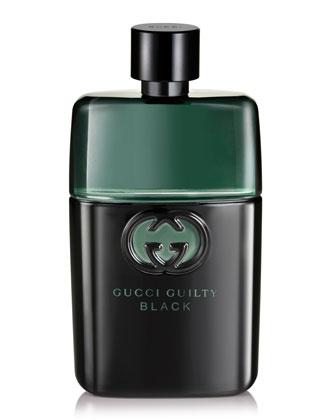 Gucci Guilty Black Pour Homme, 3.3oz