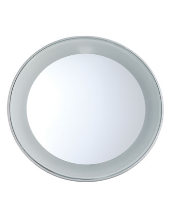 LED 15x Lighted Mirror NM Beauty Award Finalist 2014