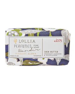 Lollia Wander Boxed Soap