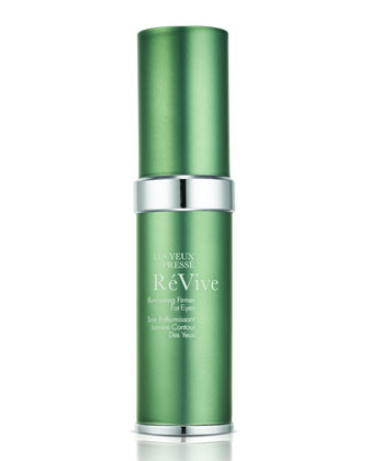 LES YEUX PRESSE Illuminating Firmer for Eyes