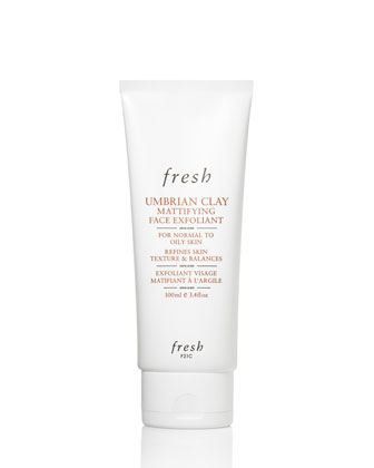Umbrian Clay Face Exfoliant, 3.4 fl.oz.