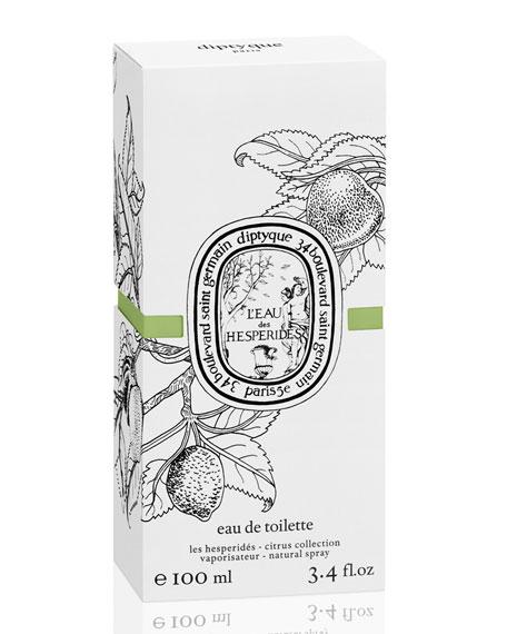L'Eau des Hesperides, 3.4 fl.oz./ 100 mL