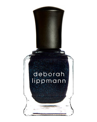 Limited Edition Punk Rock Nail Polish, Navy Spark