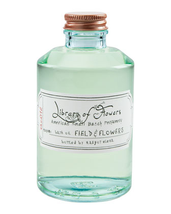 Field & Flowers Bath Oil