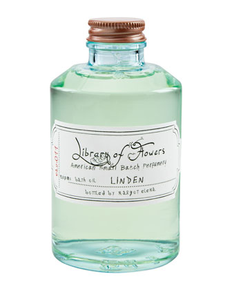 Linden Bath Oil