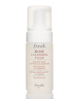 Rose Cleansing Foam