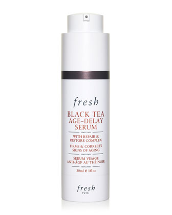 Black Tea Age-Delay Serum, 30mL