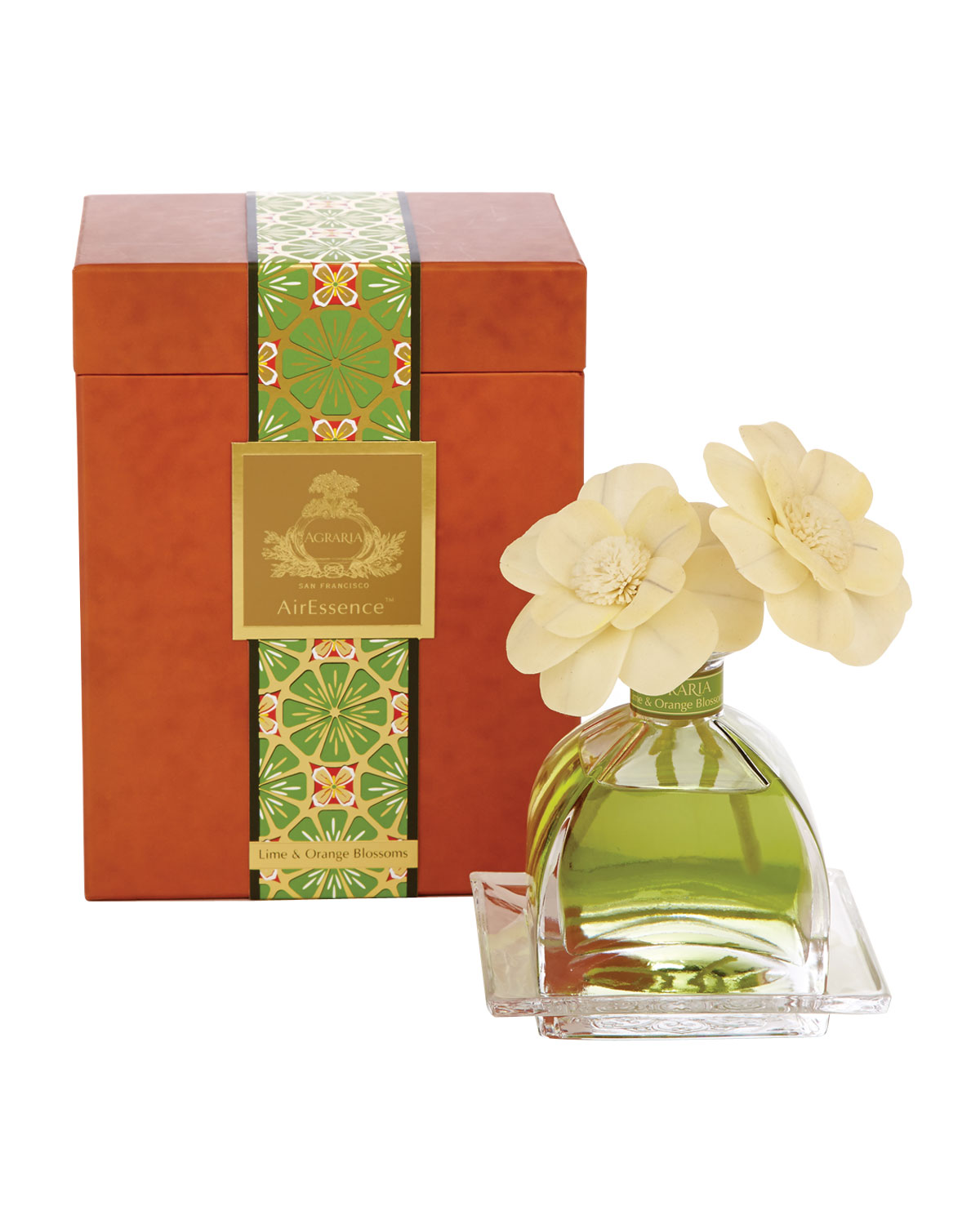 LimeOrange Blossom AirEssence Diffuser - Agraria