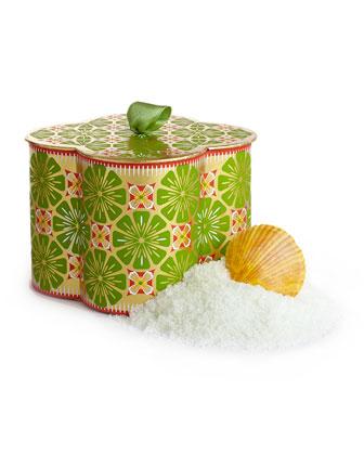 Lime & Orange Blossoms Bath Salts