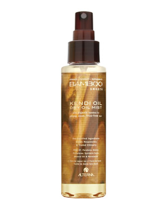 Bamboo Smooth Kendi Oil Dry Mist, 4.2 oz. NM Beauty Award Winner ...