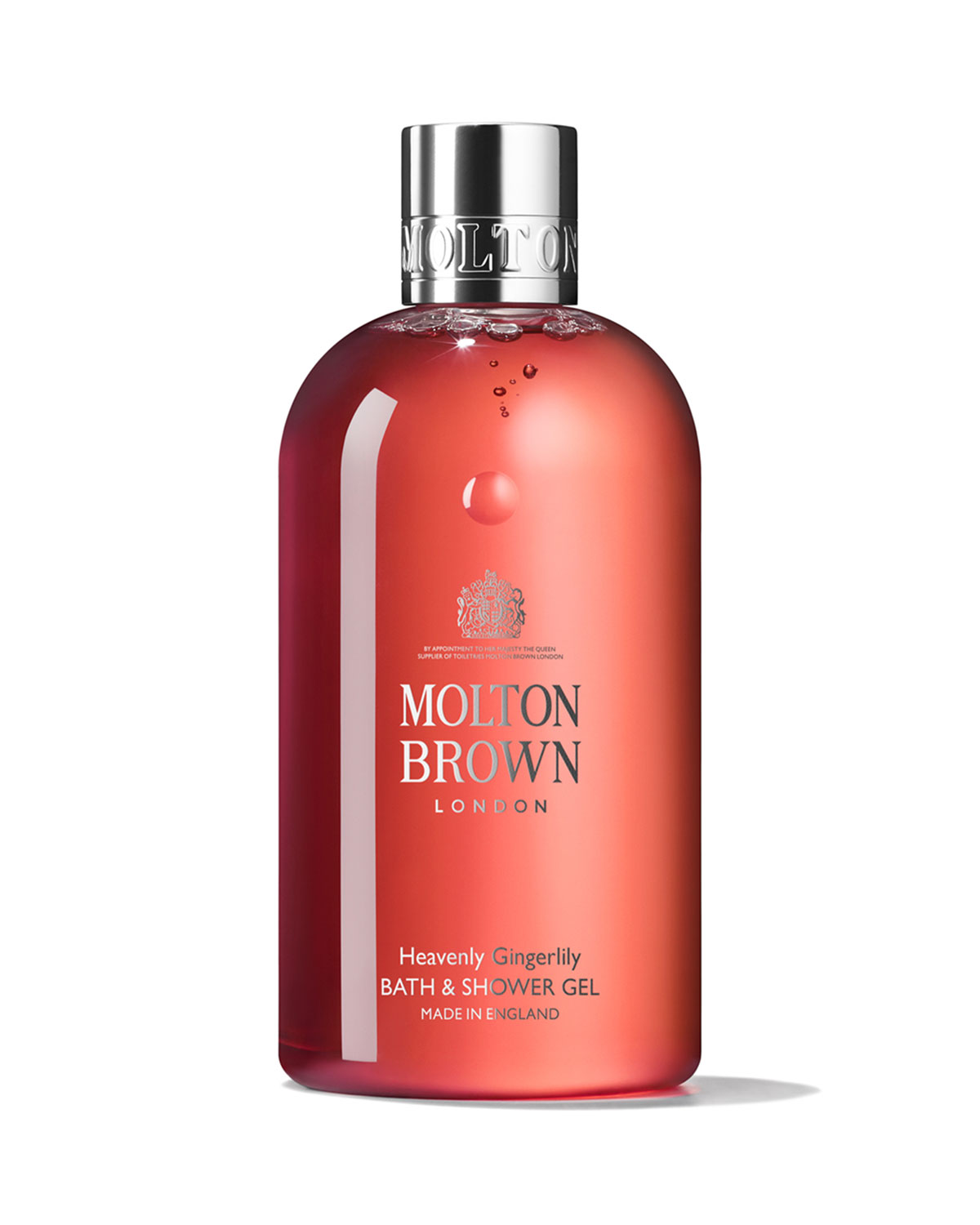 Gingerlily Body Wash, 10oz. - Molton Brown
