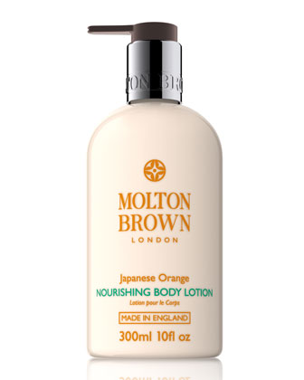 Japanese Orange Body Lotion, 10 fl.oz.