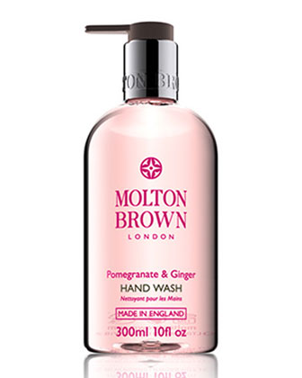 Pomegranate & Ginger Hand Wash, 10oz.