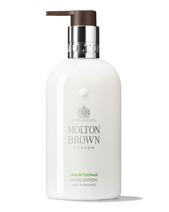 Lime & Patchouli Hand Lotion, 20oz.
