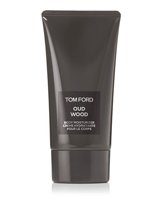 Oud Wood Moisturizer, 5 oz.
