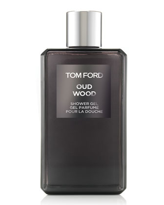 Oud Wood Shower Gel, 8.4oz