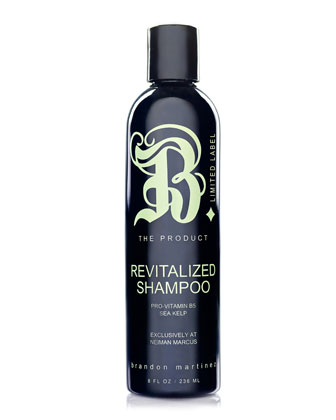Revitalized Shampoo, 8oz