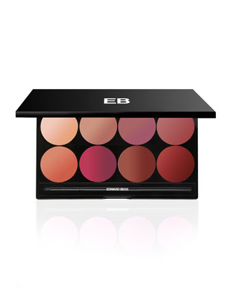 Edward's Best 8-Color Lipstick Palette