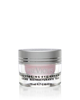 RESTORING EYE CREAM 15ml
