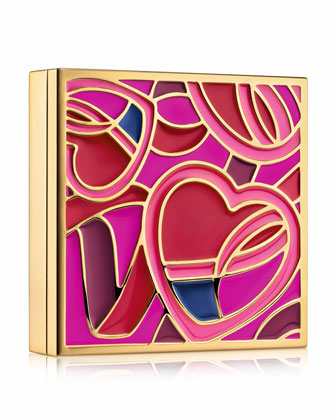 Limited Edition Evelyn Lauder Dream Solid Perfume Compact