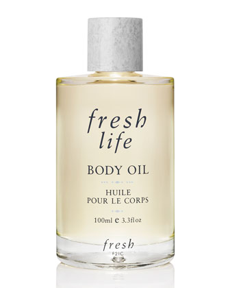 Fresh Life Body Oil