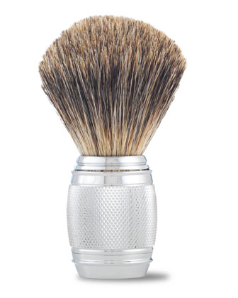 Gillette Fusion Chrome Collection Shaving Brush