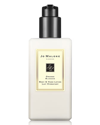 Orange Blossom Body & Hand Lotion, 250ml