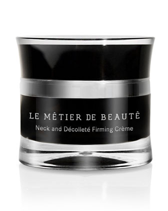 Resurgence Neck and Decollete Firming Cream