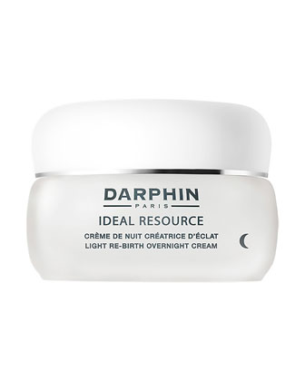 Ideal Resource Light Re-Birth Overnight Cream, 30mL