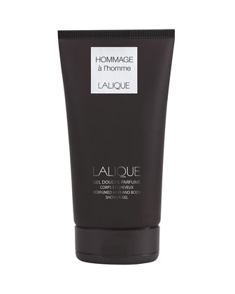 Hommage a l'Homme Perfumed Hair & Body Shower Gel Tube