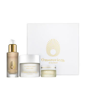 Limited Edition Gift of Gold Facial Set