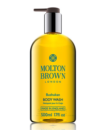 Bushukan Body Wash, 500ml