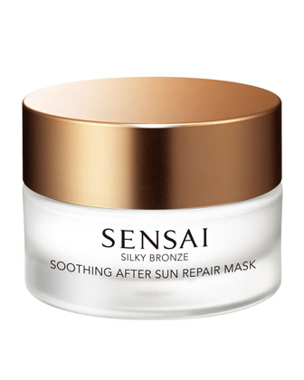 Silky Bronze Soothing After Sun Repair Mask