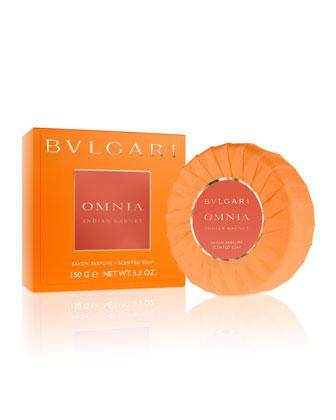Omnia Garnet Scented Soap, 150g