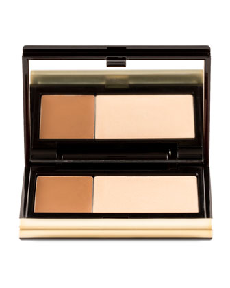 The Creamy Glow Duo, Candlelight/Sculpting
