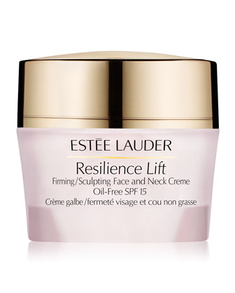 Resilience Lift Firming/Sculpting Face & Neck Cr??me Oil-Free SPF 15, 1.7 ...