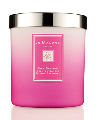 Silk Blossom Home Candle, 200g